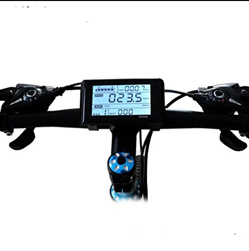 72V SW900 LCD Display used for E-bike Kit, Electric Bicycle Conversion kit, Electric Bicycle Part & Accessories. (Bicycle Parts Used Electric)
