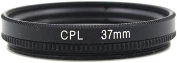 Phone Camera Lens, 37mm CPL Filter Lens Circular Polarizer Compatible with iPhone, Android Smartphones