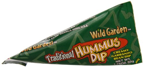 Wild Garden Traditional Hummus Dip, 1.76 Ounce (Pack of - Sabra Hummus
