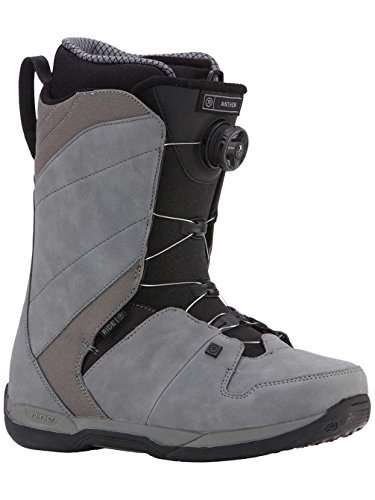 Ride Anthem 2018 Snowboard Boots - Men's Grey (Anthem Boots)