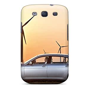 Ashburhappy2009 Cases Covers For Galaxy S3 - Retailer Packaging Bmw 7 Series Hydrogen Side View Protective Cases Black Friday