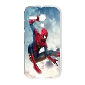 DIY Printed Spider-Man hard plastic case skin cover For Motorola G SN9V991943