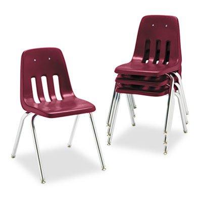 VIR901850 - Virco 9000 Series Classroom Stacking Chairs