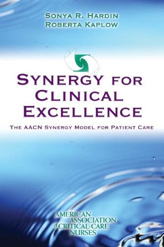 Synergy for Clinical Excellence: The AACN Synergy Model for Patient Care Pdf