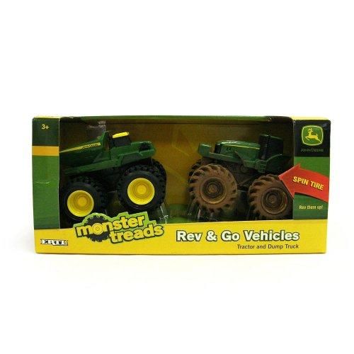 TOMY International Deere Vehicle Tractor