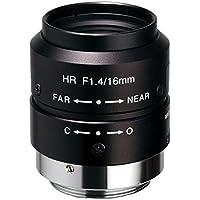 Kowa LM16JCM 2/3 16mm F1.4 Manual Iris C-Mount Lens, 2 Megapixel Rated