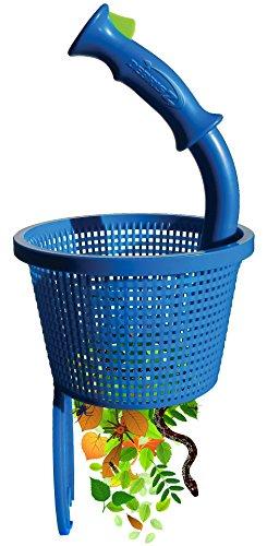 (Debris Z DEBRISZB9 Quick Release Pool Skimmer Basket)