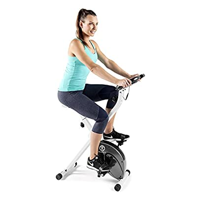 Marcy Foldable Exercise Bike
