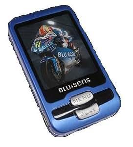 Blusens P-19 - Reproductor MP4 2048 MB Azul