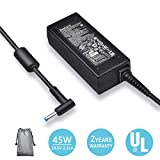 【UL Listed】Bestland 45W 19.5V 2.31A AC Charger Adapter Compatible HP Elitebook Folio G1 HP Spectre Pro x360 G1 Power Supply Cord 4.5 x 3.0 mm