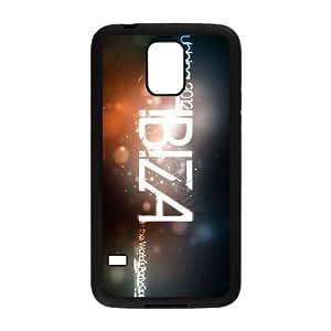 Ibiza caso I3N32V0IF funda Samsung Galaxy S5 funda TXUG38 negro