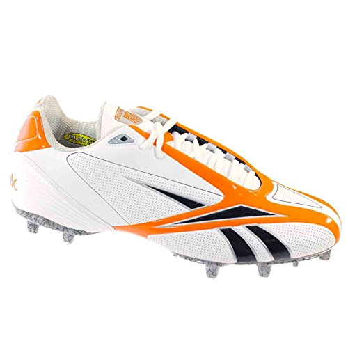 SPD M3 Reebok BURNER White Mens 15 Black III Football Shoes PRO LOW Orange M qxaxBw