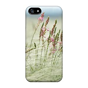 YlQ35811CeCP Cases Covers Protector For Iphone 5/5s Field Grass Nature Cases