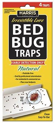 P. F. Harris Mfg. 4 Pack Bed Bug Traps BBTRP