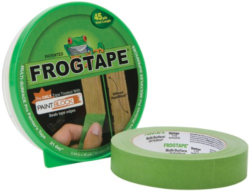 Duck 1396748 Frogtape Painting Tape   94  X 45Yds  3  Core  Green