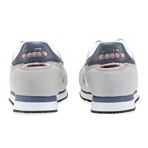 Glaciar Para Mujer Zapatillas Wn 75039 De Diadora Grey Run Gimnasia Simple ZOY1xwHqz