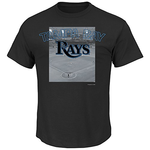 MLB Tampa Bay Rays Men's A Whole New Game Tee, X-Large, - Clothing Rays