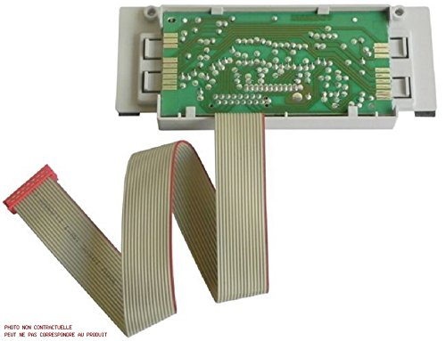 Bosch B/S/H - Módulo de control placa Vitro para horno Bosch B/S/H ...