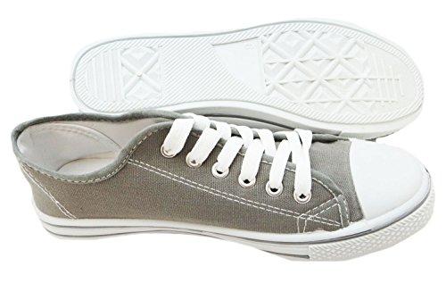Spirit Baltimore - Zapatos de cordones para mujer gris gris