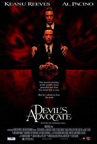 27x40-Devils-Advocate-Movie-Al-Pacino-Keanu-Reeves-Original-Poster-Print