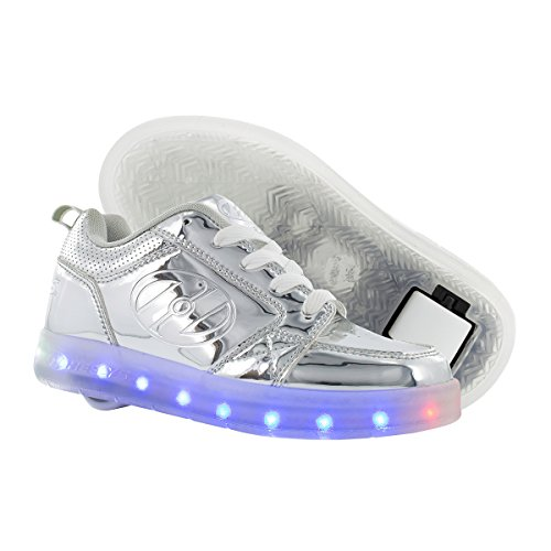 Chrome Silver Footwear - 1