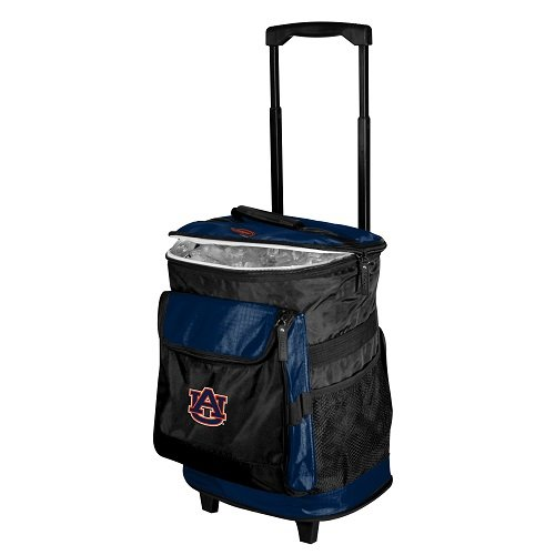 NCAA Auburn  - Rolling Cooler by Logo Brands