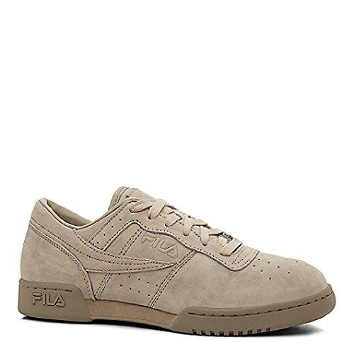 Fila Original Fitness Daim Crème Chaussures De Course