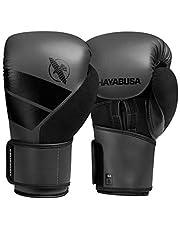 Hayabusa S4 - Juego de Guantes de Boxeo y Vendas para Manos