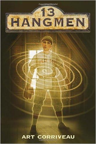 13 Hangmen Corriveau Art 9781419701597 Amazon Com Books