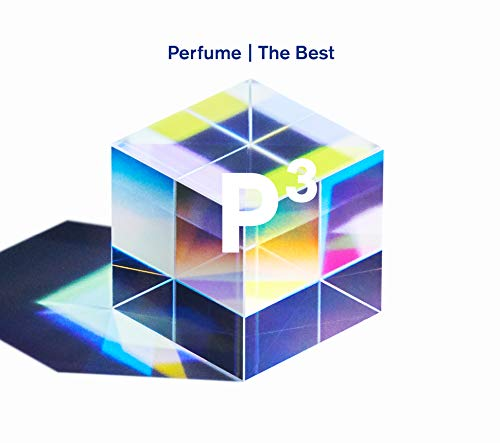 Perfume The Best 'P Cubed' (3Cd + Blu-Ray)