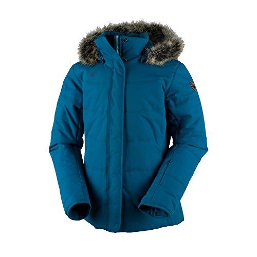 Obermeyer Women's Tuscany Jacket High Seas - Advantage Jacket Soft
