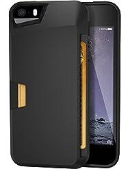 iPhone 5/S/SE Wallet Case - Vault Slim Wallet for iPhone 5/5S...