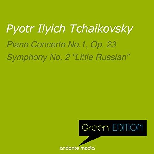 - Green Edition - Tchaikovsky: Piano Concerto No. 1, Op. 23 &