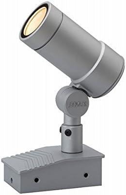 タカショー HBB-D22S ガーデンアップライト オプティM 狭角シルバー (電球色) W65×D125×H170