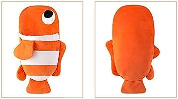 Goldfish M-85cm lulalula b/éb/é Sac de Couchage dhiver Chaud Naissance Nest Super Doux Coton Wearable Couverture Infant b/éb/é gar/çon Fille Lange pour 0 36/Mois