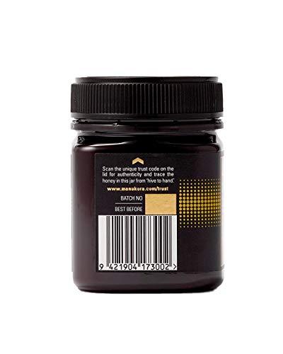 Manukora UMF 20+/MGO 830+ Raw Mānuka Honey (250g/8.8oz) Authentic Non-GMO New Zealand Honey, UMF & MGO Certified, Traceable from Hive to Hand by Manukora (Image #5)