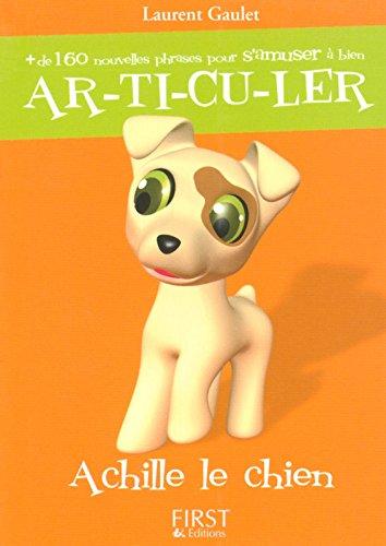 Le Petit Livre De: Achille Le Chien (French Edition)