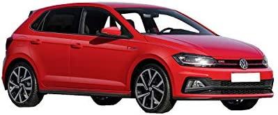 Wheelzone For Volkswagen Polo GTI mk6 2017 Stone Chip Film Láminas ...