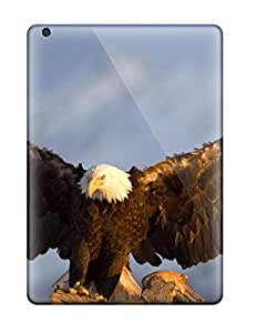 High Impact Dirt/shock Proof Case Cover For Ipad Air (eagle)