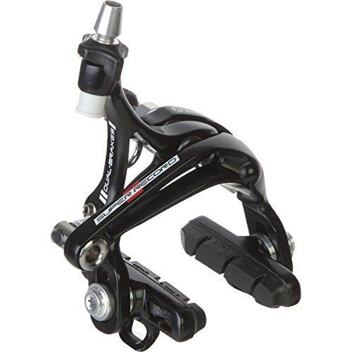 Campagnolo Super Record 11 Skeleton Dual Pivot Brakes Black, One (Campagnolo Skeleton Brakes)