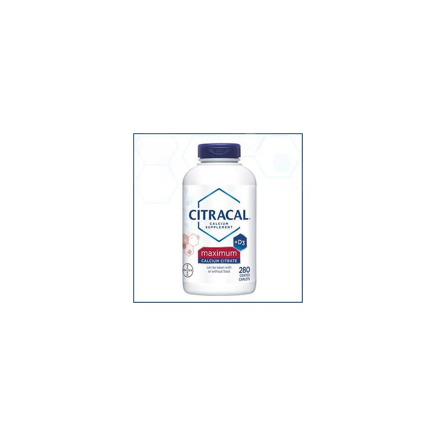 Citracal Maximum Caplets with Vitamin D