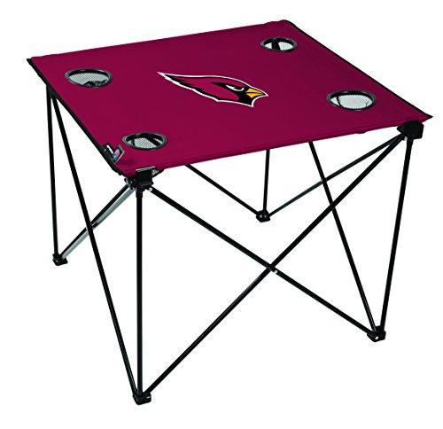 NFL Arizona Cardinals Unisex NFL OS Aricar TLG8 Delux Tablenfl OS Aricar TLG8 Delux Table, Red, No Size ()
