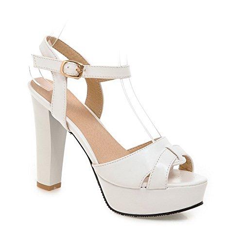 Sandales pour 1TO9 1TO9 Blanc femme Sandales Blanc femme pour 1TO9 vHxqBO7w44