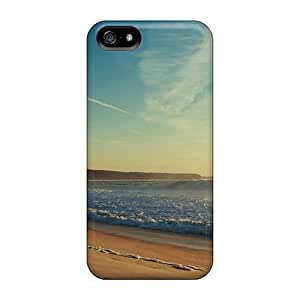 High-quality Durable Protection Case For Iphone 5/5s(sea And Clouds)