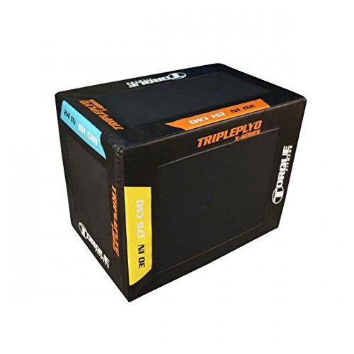 Torque Fitness Triple Plyo Box by Torque Fitness