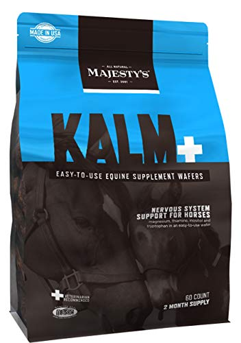 Majesty's Kalm+ Wafers HorseEquine