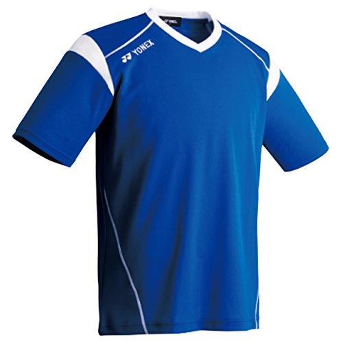 盟主規模基礎ヨネックス ユニゲームシャツSS FW1002 002 ブルー