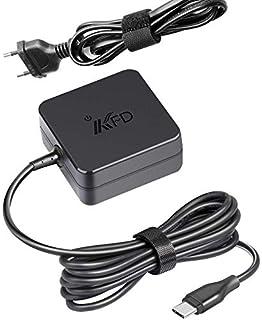 USB C Cargador para portátil de 65 vatios Type C PD ...