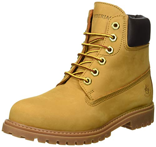 Femme Lumberjack SW00101 River Yellow 015 t1a1qFwr