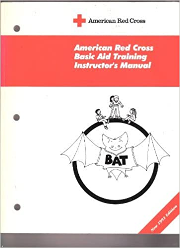 American Red Cross basic aid training instructor's manual ...